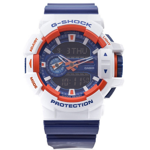 Casio G-Shock Big Rotary Switch GA-400CS-7A Watch (New with Tags)