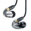Shure SE425 Sound Isolating Earphones Silver