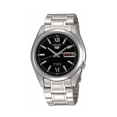 Seiko 5 Automatic SNKL55 Watch (New with Tags)