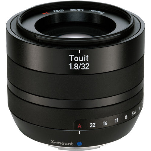 Carl Zeiss Touit 1.8/32mm Planar T* for Fuji X Lens