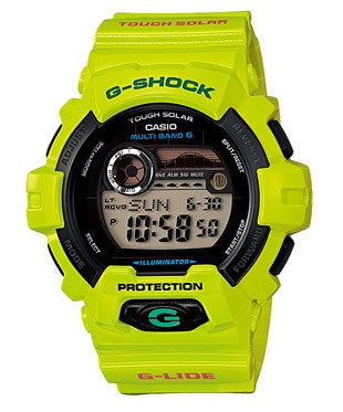 Casio G-Shock G-Shock G-Lide GWX-8900C-3 Watch (New With Tags)