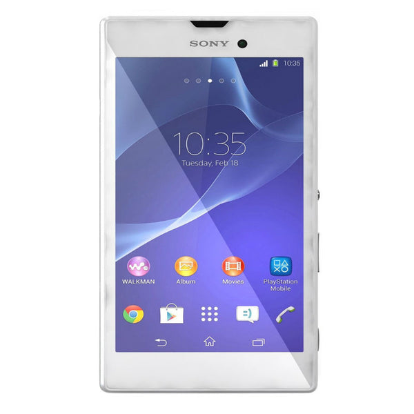 Sony Xperia T3 8GB 4G LTE White (D5103) Unlocked