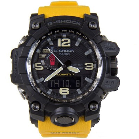 Casio G-Shock Mudmaster GWG-1000-1A9 Watch (New with Tags)