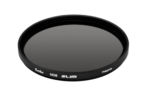 Kenko 58mm Slim Smart ND8 Filter
