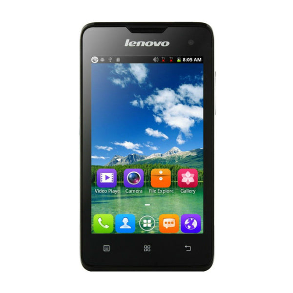 Lenovo A396 3G Black Unlocked