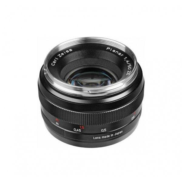 Carl Zeiss ZE 1.4/50mm for Canon Black Macro Lens