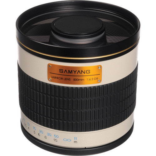 Samyang 500mm f/6.3 T-Mount Adapter (Sony)