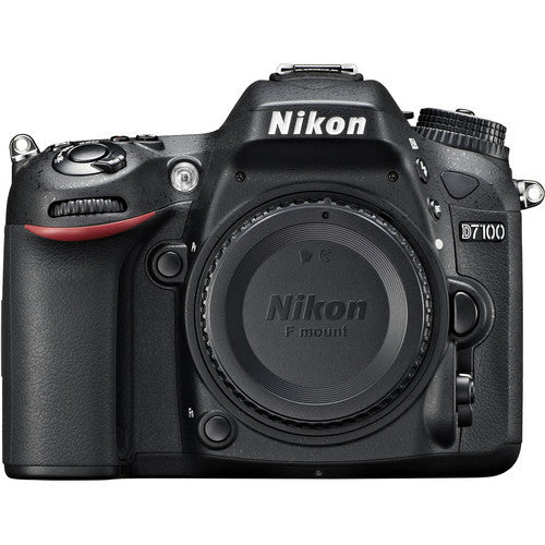 Nikon D7100 Body Black Digital SLR Camera (Kit Box)