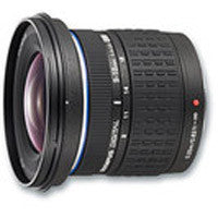 Olympus Zuiko Digital ED 9-18mm 1:4.0-5.6 Black Lens