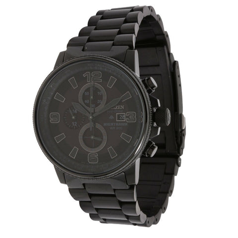 Citizen Eco-Drive Nighthawk CA0295-58E Watch (New with Tags)