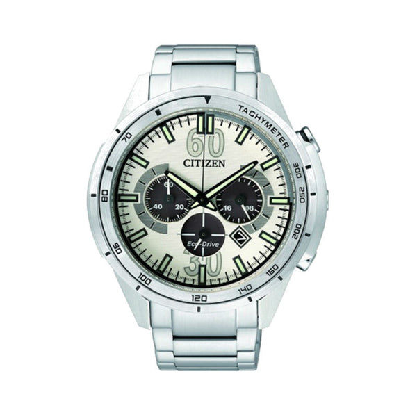 Citizen Eco-Drive Chronograph CA4120-50A Watch (New with Tags)