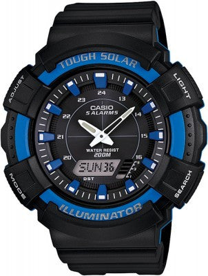 Casio Sports Standard Analog AD-S800WH-2A2 Watch (New with Tags)