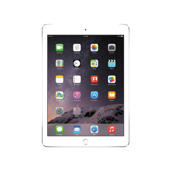 Apple iPad Air2 128GB 4G LTE Silver Unlocked