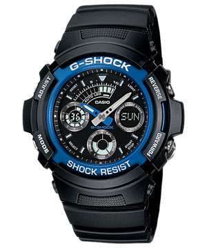 Casio G-Shock AW-591-2A Watch (New with Tags)