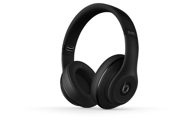Beats Studio Matte Black Over Ear Headphone