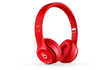 Beats Solo2 Red On Ear Headphone (MH8Y2PA/A)