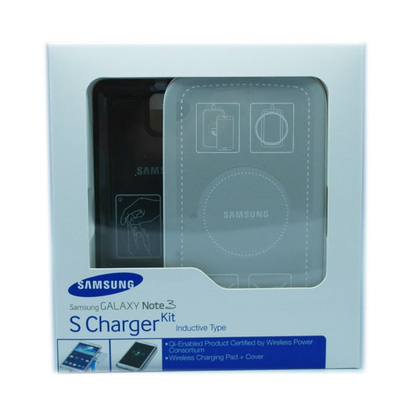 Samsung EP-WN900EBEGWW Galaxy Note 3 Wireless S Charger Kit Black