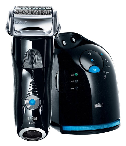 Braun 760cc-6 Series 7 Electric Rechargeable Foil Shaver