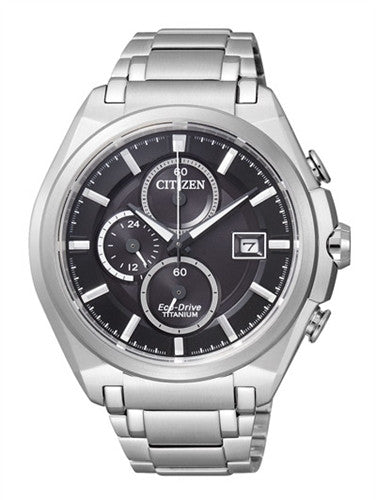Citizen Eco-Drive CA0351-59E (CA0350-51E) Watch (New with Tags)