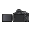 Nikon D5200 Kit with 18-55VR II Lens Black Digital SLR Cameras