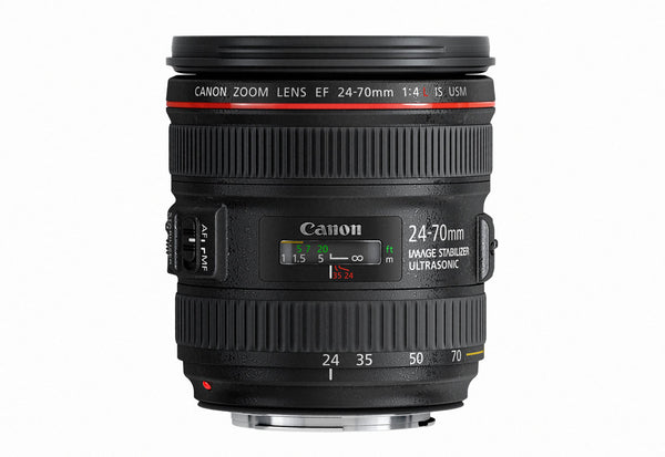 Canon EF 24-70mm f4L IS USM Lens (White Box)
