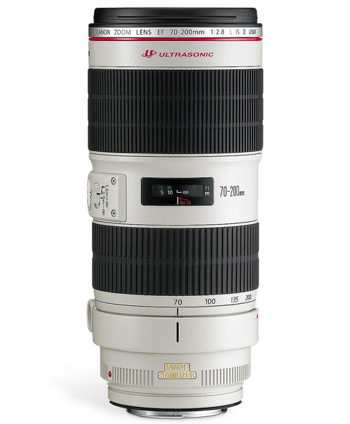 Canon EF 70-200mm f2.8L IS II USM Lens