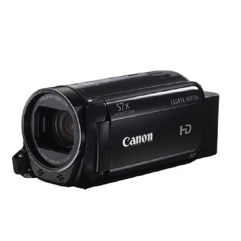 Canon LEGRIA HF-R706 Black High Definition Camcorder