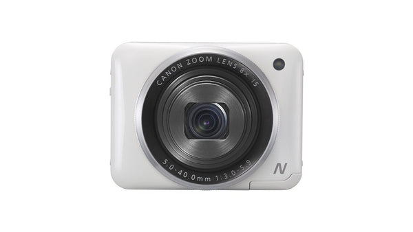 Canon Powershot N 2 White Digital Camera