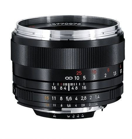 Carl Zeiss ZF.2 1.4/50mm for Nikon Black Macro Lens