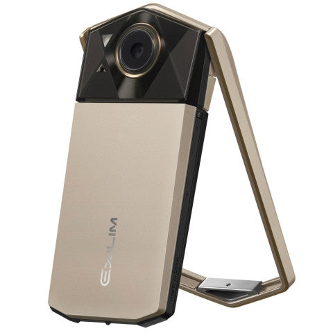 Casio EXILIM EX-TR70 Gold Digital Camera