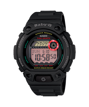 Casio Baby-G 200m Water Resistant BLX-102-1 Watch (New with Tags)