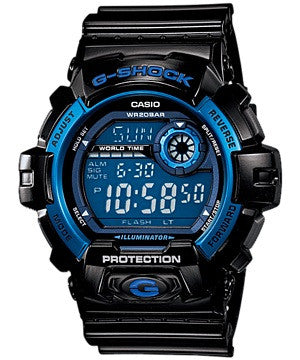 Casio G-Shock Standard Digital G-8900A-1 Watch (New with Tags)