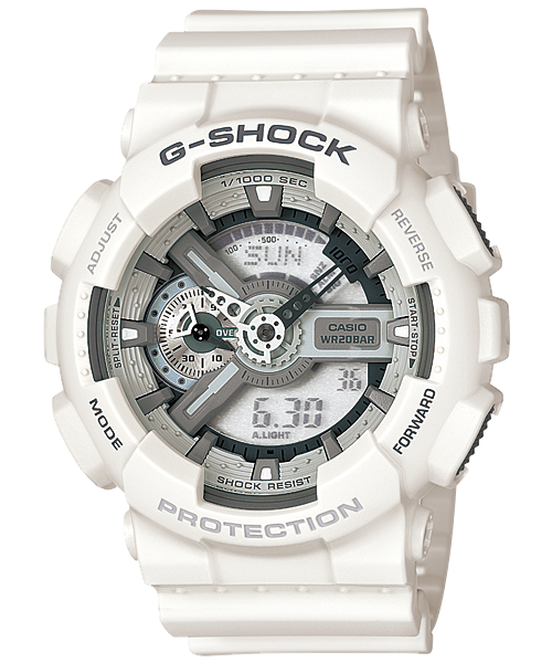 Casio G-Shock Standard Analog Digital GA-110C-7A Watch (New with Tags)
