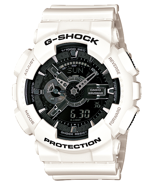 Casio G-Shock Special Color Model GA-110GW-7A Watch (New with Tags)