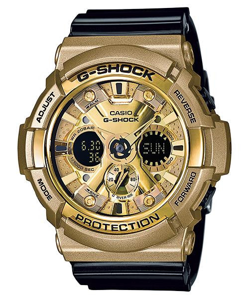 Casio G-Shock Analog-Digital GA-200GD-9B2 Watch (New with Tags)