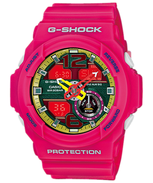 Casio G-Shock Standard Analog Digital GA-310-4A Watch (New with Tags)