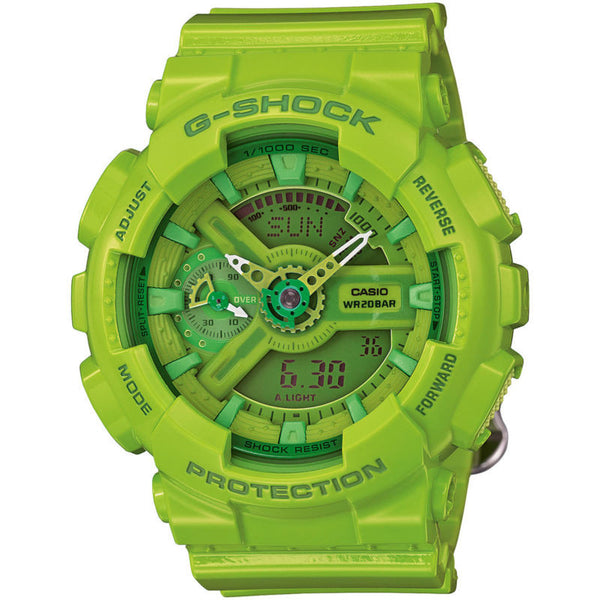 Casio G-shock GMAS110CC-3A Watch (New with Tags)
