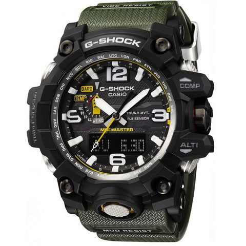 Casio G-Shock Mudmaster GWG-1000-1A3 Watch (New with Tags)