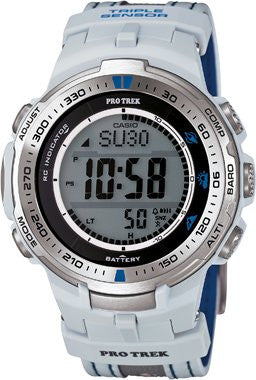 Casio Pro Trek Triple Sensor PRW-3000G-7 Watch (New with Tags)