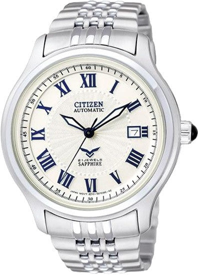 Citizen Mechanical NJ2166-55B Watch (New with Tags)