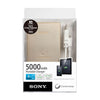 Sony CP-F5 Portable USB Charger 5000mAh Gold