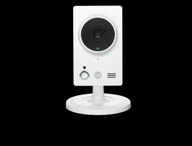 D-Link DCS-2210L Full HD Cube Network Camera White