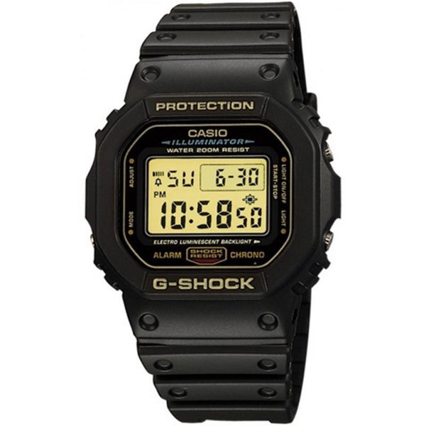 Casio G-Shock Standard Digital DW-5600EG-9V Watch (New with Tags)