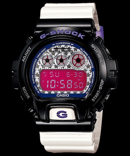 Casio 200-meter Water Resistance DW-6900SC-1 Watch (New With Tags)