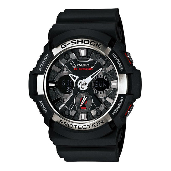 Casio G-Shock Analog-Digital GA-200-1A Watch (New with Tags)