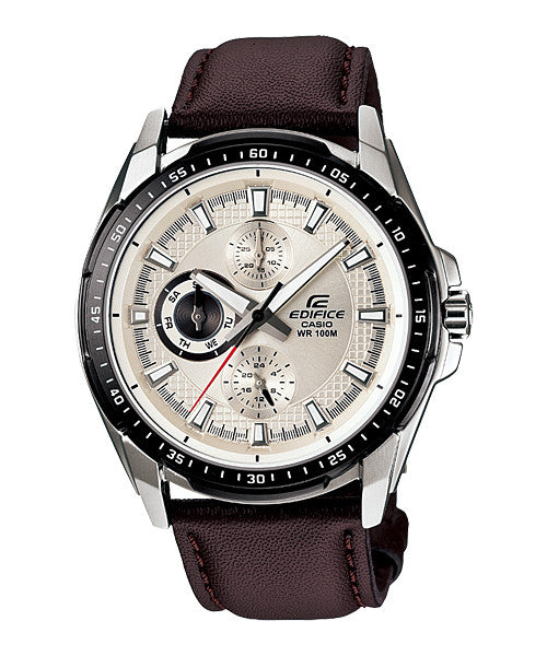 Casio Edifice Multi-Hand Analog EF-336L-7A Watch (New with Tags)