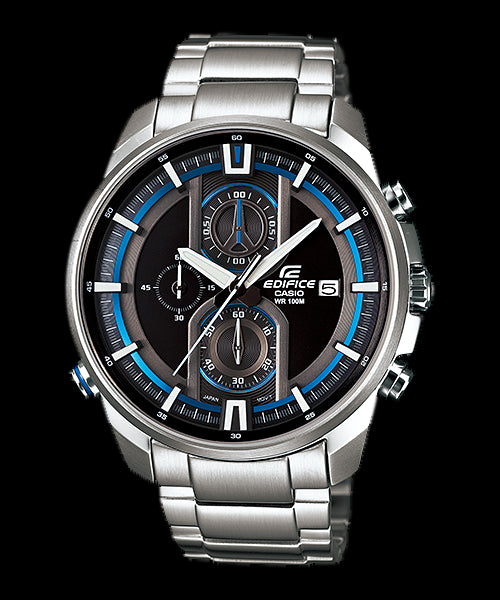Casio Edifice Chronograph EFR-533D-1A Watch (New With Tags)