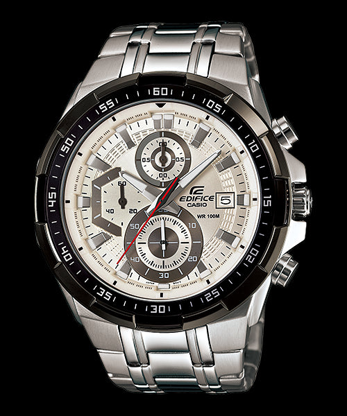 Casio Edifice Chronograph EFR-539D-7A Watch (New With Tags)