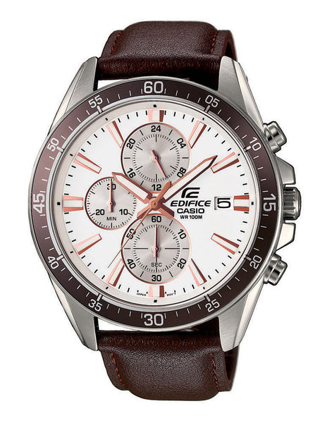 Casio Edifice Chronograph EFR-546L-7A Watch (New with Tags)