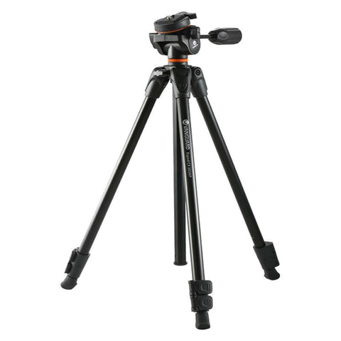 Vanguard Aluminium Tripod Espod CX 203 AP with PH-23 Pan Head (Black)